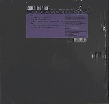 Chico Debarge f/Def Squad - Soopaman Lover