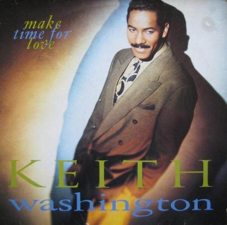 Keith Washington – Make Time For Love