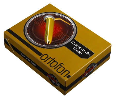 Shell Ortofon Special Gold (Kit Duplo)