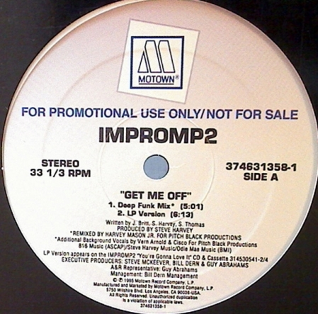 Impromp2 - Get Me Off