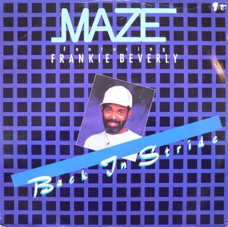 Maze - Back In Stride