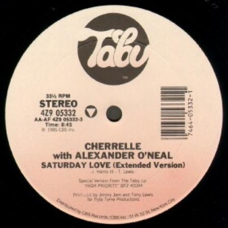 Cherrelle - Saturday Love (Extended Version)