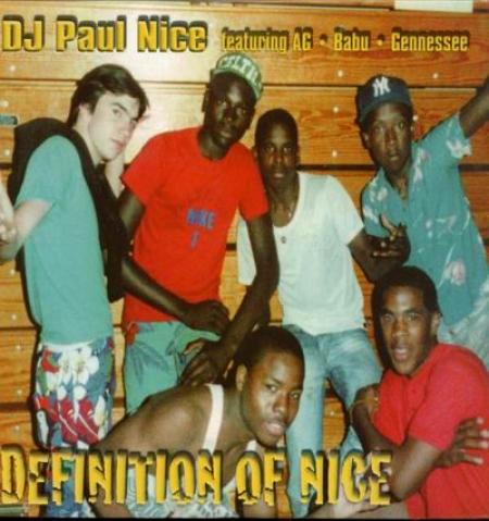 DJ Paul Nice - Definition Of Nice