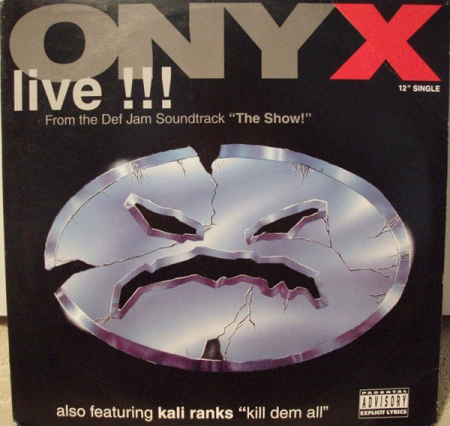 Onyx - Live !!! From The Def Jam Soundtrack