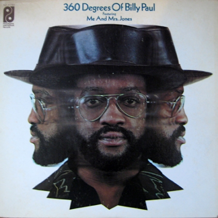 Billy Paul - Your Song / Me and Mrs Jones