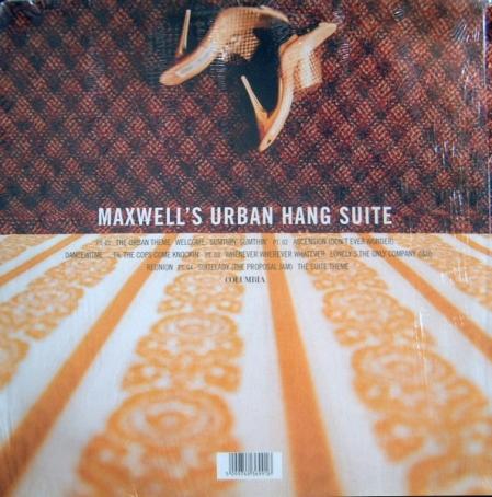 Maxwell - Maxwell's Urban Hang Suite LACRADO