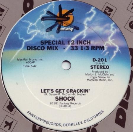Shock - Let's Get Crackin'