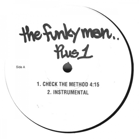 The Funky Man - Check The Method / Do Your Thing