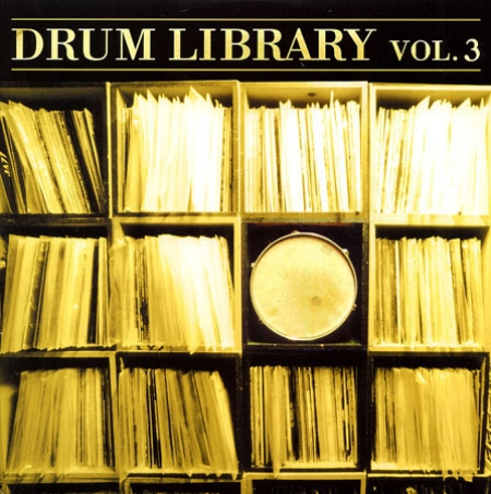 Paul Nice - Drum Library Vol.3