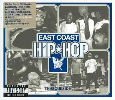 East Coast Hip Hop : The Soulside