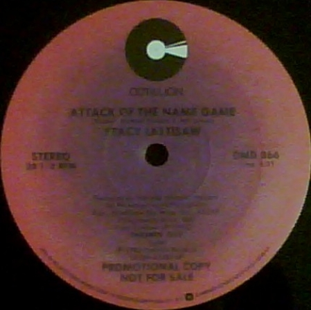 Stacy Lattisaw - Attack Of The Name Game