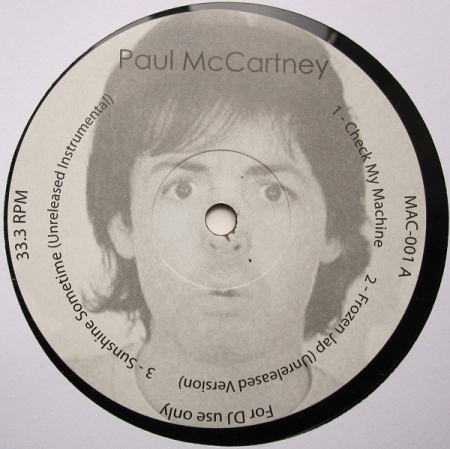 Paul McCartney - Balearic Rarities