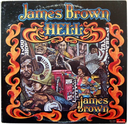 James Brown - Hell (NOVO RE-PRESS)