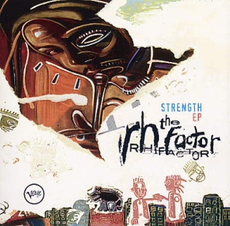 The RH Factor - Strength EP