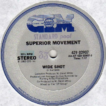 Superior Movement - Wide Shot / Sweet Dreams
