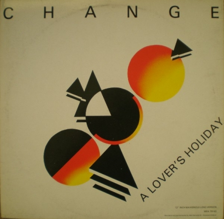 Change – A Lover's Holiday