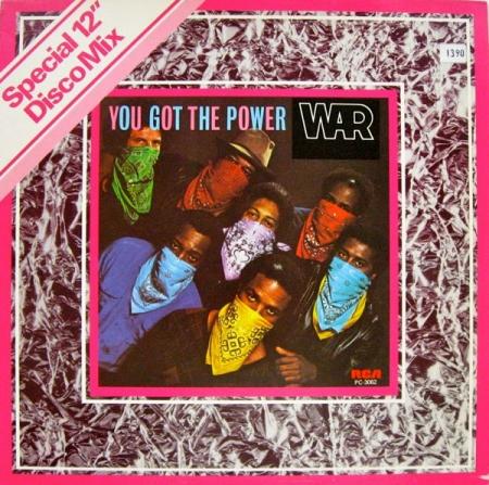 War - You Got The Power (Special 12