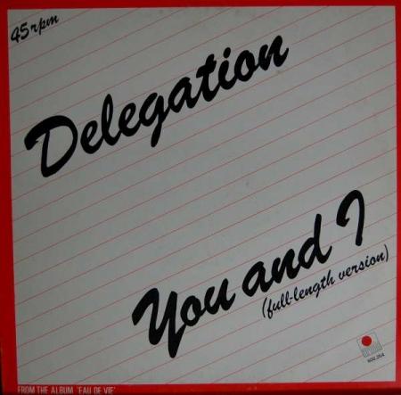 Delegation - You And I