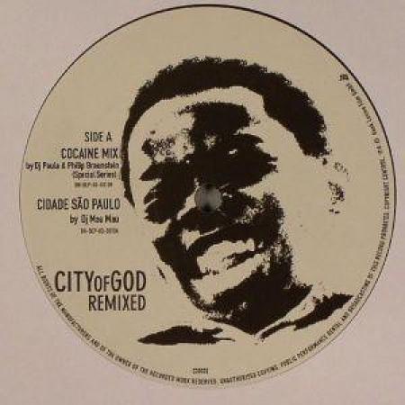 City Of God - Amor De Verão (Remix)  / A Busca Da Vida