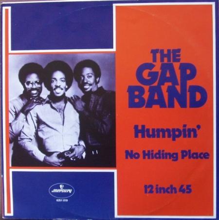 The Gap Band - Humpin'