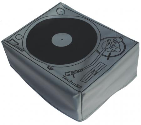 Capa Para Toca Discos Mk2 Technics