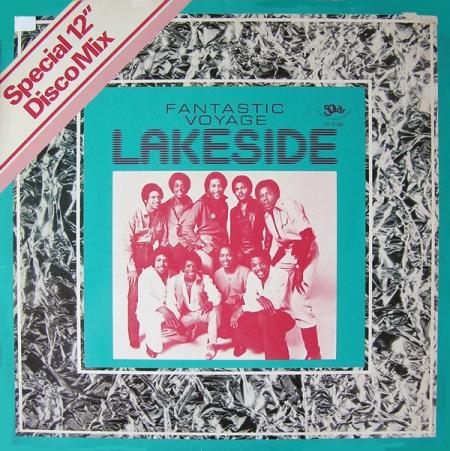 Lakeside - Fantastic Voyage (Special 12)