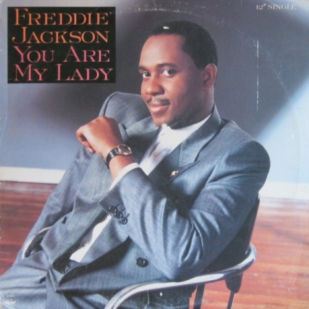 Freddie Jackson ?– You Are My Lady