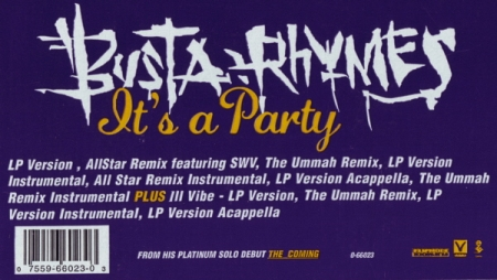 Busta Rhymes - Its A Party
