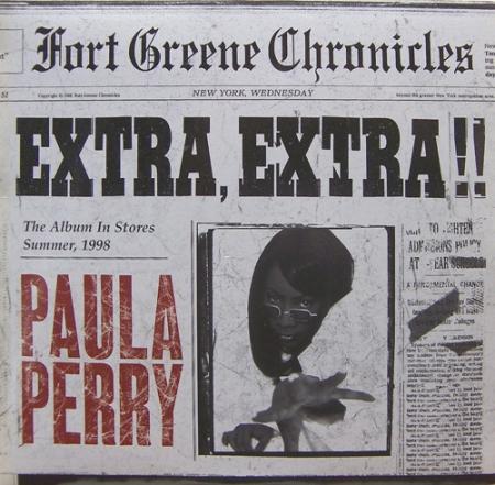 Paula Perry – Extra, Extra!!