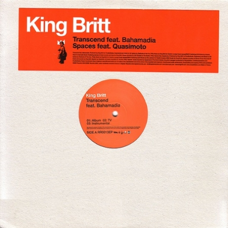 King Britt - Transcend / Spaces