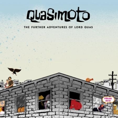 Quasimoto - The Further Adventures Of Lord Quas