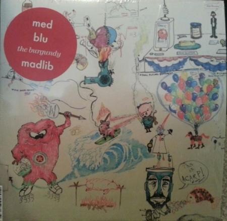 MED & Blu – The Burgundy