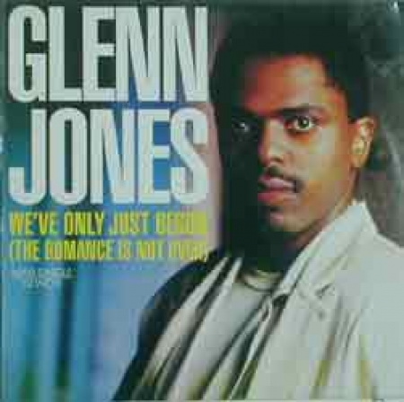 Glenn Jones - We've Only Just Begun (The Romance Is Not Over)