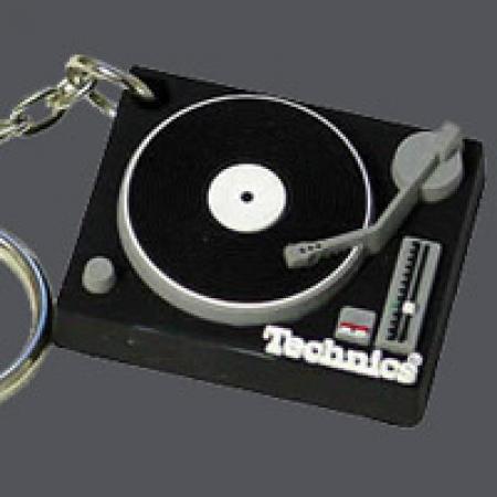 Chaveiro Technics (Preto)