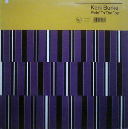 Keni Burke - Risin' To The Top