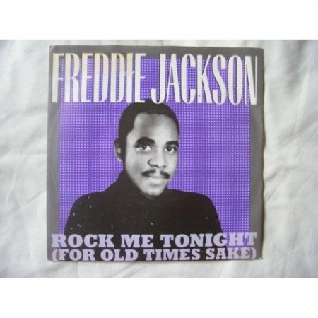 Freddie Jackson - Rock Me Tonight (For Old Times Sake)