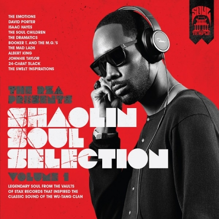 The RZA - Shaolin Soul Selection Volume 1