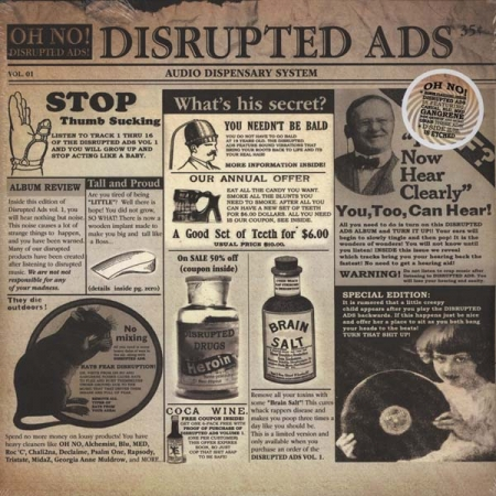 Disrupted Ads - Oh No!