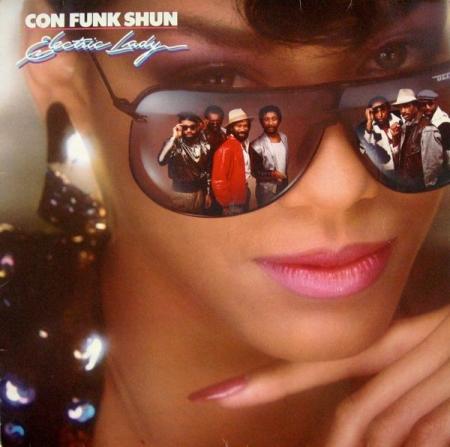 Con Funk Shun - Electric Lady (LACRADO)