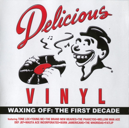 Delicious Vinyl - Waxing Off: The First Decade