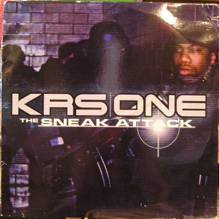 KRS One - The Sneak Attack