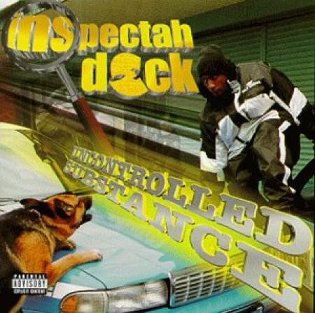 Inspectah Deck - Uncontrolled Substance