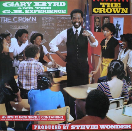 Gary Byrd And The G.B. Experience - The Crown