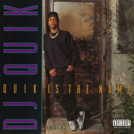DJ Quik - Quik Is The Name / Tha Bombudd