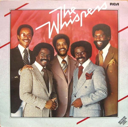 The Whispers ‎– The Whispers