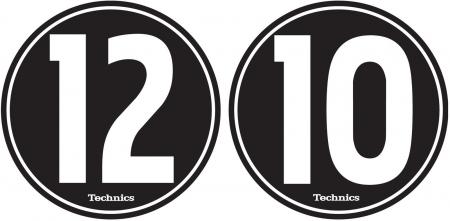 Feltro Technics 1210 Espessura Media (O PAR)