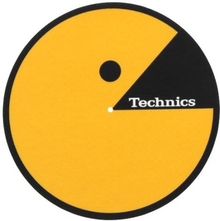 Feltro Para Toca Disco Technics Pac Man