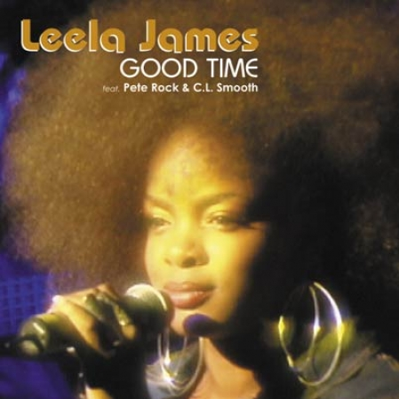 Leela James - Good Time