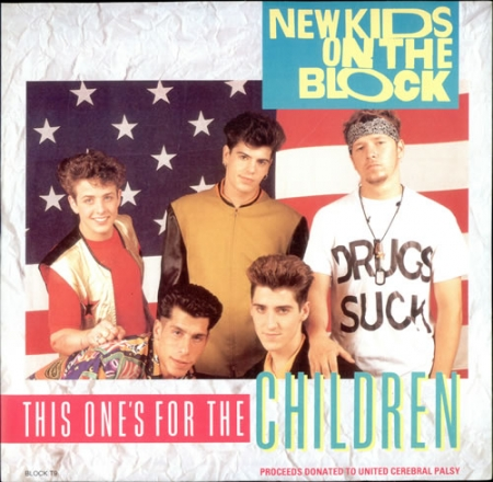 New Kids On The Block - This One's For The