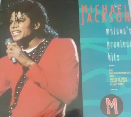 Michael Jackson – Motown's Greatest Hits